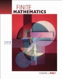 9780534465407: IE Finite Math W/Dvc 6e
