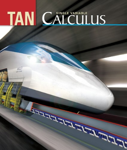 9780534465681: Student Solutions Manual (Chapters 0-10) for Tan's Single Variable Calculus
