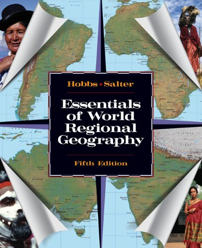 9780534466008: Essentials of World Regional Geography (with Access Code Card) (Available Titles CengageNOW)
