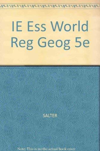9780534466084: Essentials of World Regional Geography
