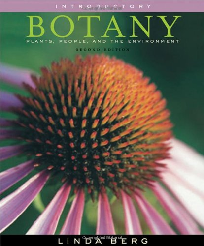 9780534466695: Introductory Botany: Plants, People, and the Environment, Media Edition (with InfoTrac 1-Semester, Premium Web Site Printed Access Card)