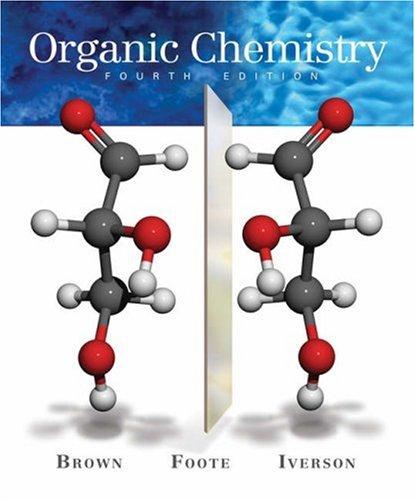 Organic Chemistry (with Organic ChemistryNOW) (William H.: William H. Brown,