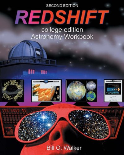 9780534490317: RedShift™ College Edition Astronomy Workbook (with CD-ROM)
