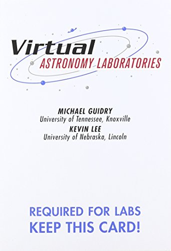 9780534490874: Virtual Astronomy Labs