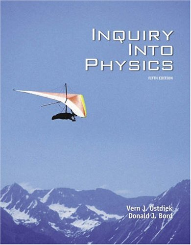 9780534491680: Inquiry into Physics (with InfoTrac)