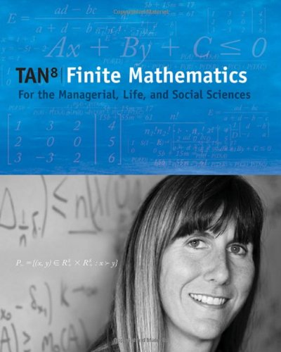 9780534492144: Finite Mathematics for the Managerial, Life, and Social Sciences (with CD-ROM and iLrn™ Tutorial, Personal Tutor Printed Access Card) (Available Titles CengageNOW)