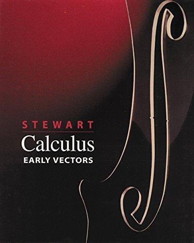 9780534493486: Calculus: Early Vectors