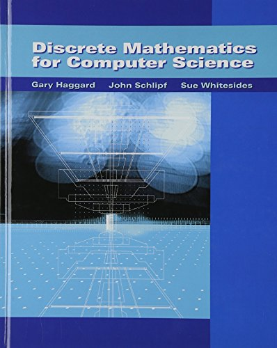 9780534495015: Discrete Mathematics For Computer Science: With Student Solutions Manual on CDROM