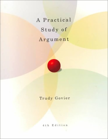 9780534505233: Practical Study of Argument
