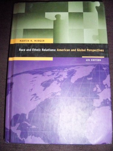 9780534505639: Race and Ethnic Relations: American and Global Perspectives