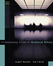 9780534505981: Contemporary Issues in Business Ethics