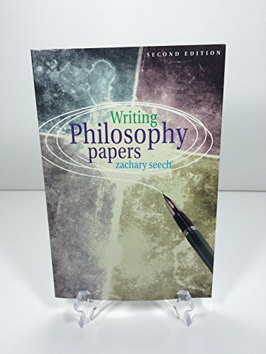 9780534506520: Writing Philosophy Papers