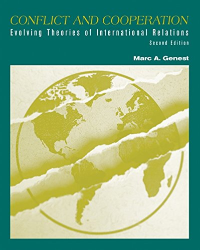 9780534506902: Conflict and Cooperation: Evolving Theories of International Relations