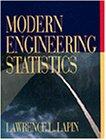 9780534508838: Modern Engineering Statistics