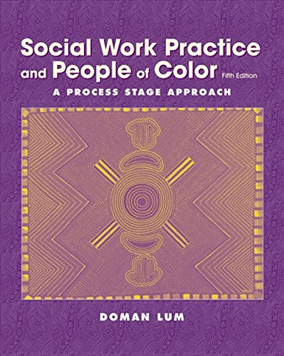 9780534509897: Social Work Practice and People of Color A Process Stage Approach (Methods/Practice with Diverse Populations)