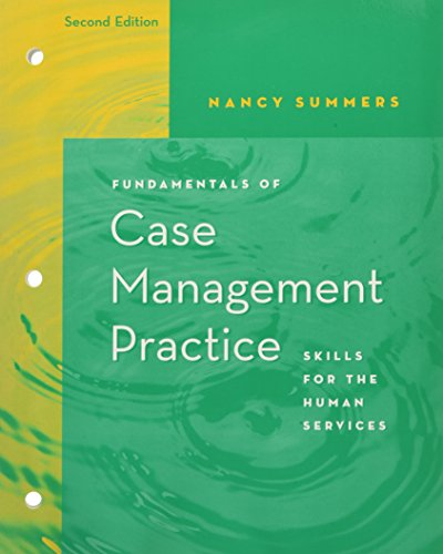 9780534511678: Fundamentals Of Case Management Practice: Skills For The Human Services