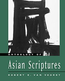 9780534512460: Anthology of Asian Scriptures