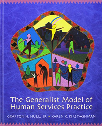 9780534512736: The Generalist Model of Human Services Practice (with InfoTrac) (HSE 240 Issues in Client Service)