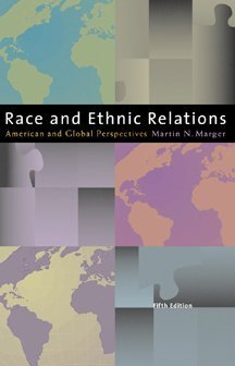 9780534514334: Race and Ethnic Relations: American and Global Perspectives
