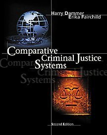 9780534514808: Comparative Criminal Justice Systems