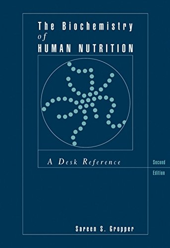 9780534515430: The Biochemistry of Human Nutrition: A Desk Reference (Health Science)