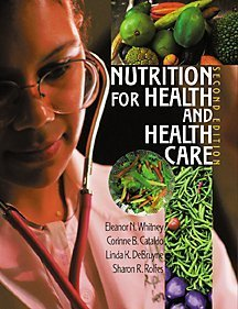 9780534515522: Nutrition for Health and Health Care