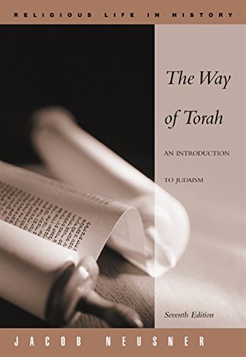 9780534516031: The Way of Torah: An Introduction to Judaism (Religious Life in History Series)