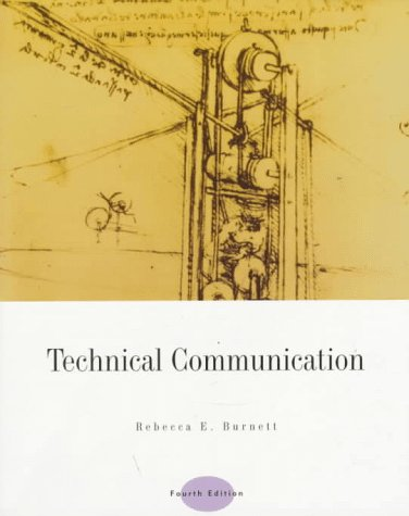9780534516055: Technical Communication