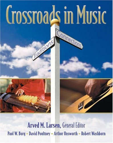 9780534516345: Crossroads in Music: Traditions and Connections