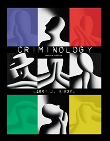 9780534516963: Criminology