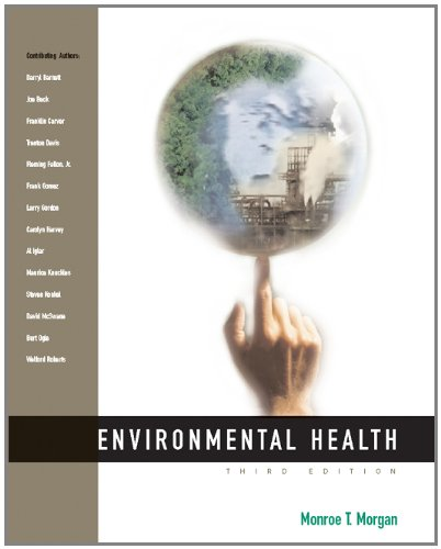 Environmental Health 9780534517175 ENVIRONMENTAL HEALTH not only covers the environmental sciences but also the human population. This text emphasizes the environmental practices that support human life as well as the need to control factors that are harmful to human life. Chapters focus on the requisites of life, water, air, food, space, and shelter. Chapters also address proper management of wastewater treatment, solid waste management, insect and rodent control and agents that cause diseases. The top Environmentalist from around the world contribute a chapter in their area of expertise to form the most comprehensive text available.