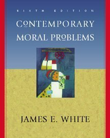 9780534517243: Contemporary Moral Problems