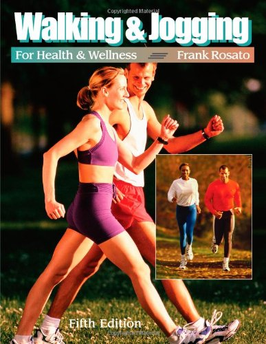 9780534517267: Walking and Jogging for Health and Wellness (Wadsworth Activities Series)