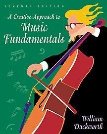 9780534517687: A Creative Approach to Music Fundamentals (Book & CD)