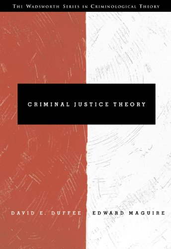 9780534517724: Criminal Justice Theory