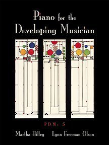 9780534517786: Piano for the Developing Musician