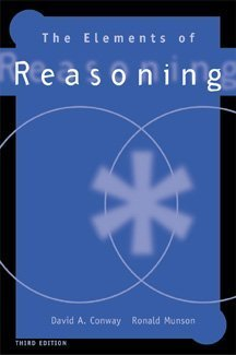 The Elements of Reasoning: David Conway, Ronald