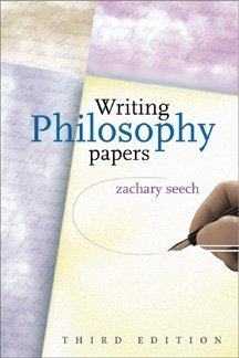 9780534520960: Writing Philosophy Papers