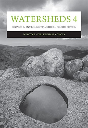 9780534521264: Watersheds 4: 10 Cases I Environmental Ethics: Ten Cases in Environmental Ethics