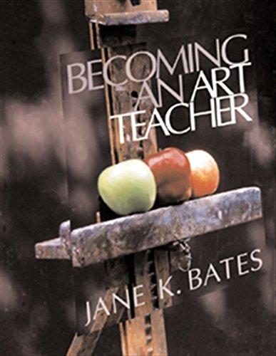 9780534522391: Becoming an Art Teacher