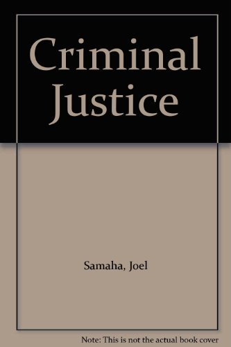 9780534522650: Criminal Justice