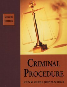 9780534522940: Criminal Procedure