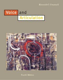 9780534523541: Voice and Articulation