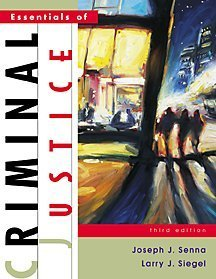 9780534523633: Essentials of Criminal Justice (with InfoTrac)
