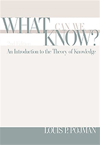 9780534524173: What Can We Know?: An Introduction to the Theory of Knowledge