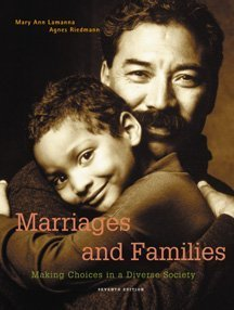 9780534525071: Marriages and Families: Making Choices in a Diverse Society