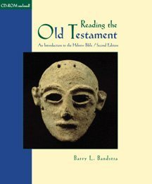 9780534527273: Reading the Old Testament: An Introduction to the Hebrew Bible (with CD-ROM: Introduction to the Hebrew Bible)