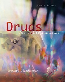 9780534527501: Drugs: An Introduction