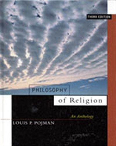 9780534527532: Philosophy of Religion