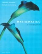 9780534529086: Mathematics: A Good Beginning (Non-InfoTrac Version with CD-ROM)